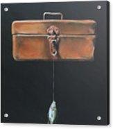 Tackle Box Acrylic Print