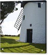 Tacumshane Windmill Acrylic Print