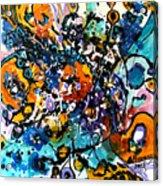 Tacutele Priviri Acrylic Print