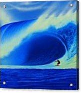 Tahiti 2007 Acrylic Print