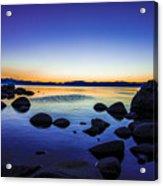 Tahoe Serenity Acrylic Print