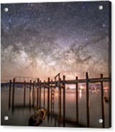 Tahoe Sky Acrylic Print