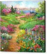 Tahoe Spring Acrylic Print