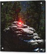 Tahoe Acrylic Print