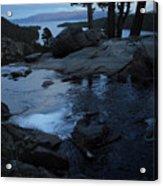 Tahoe Twilight Acrylic Print