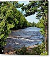 Tahquamenon River Acrylic Print