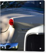 Tail Light Acrylic Print