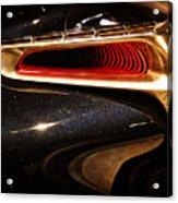 Taillight Of The Future Acrylic Print