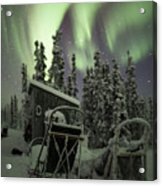 Take A Seat For The Aurora Acrylic Print