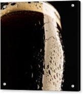 Take A Sip Of Irish Beer Acrylic Print