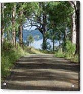 Take Me Home Country Roads Acrylic Print