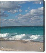 Take Me To The Bahamas Acrylic Print