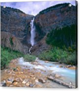 Takkakaw Falls Acrylic Print