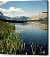 Talbot Lake Acrylic Print