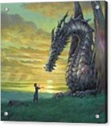 Tales From Earthsea Acrylic Print