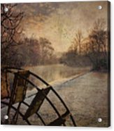 Tales From The Riverbank  II Acrylic Print