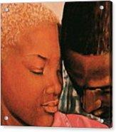 Talk To Me Baby II Acrylic Print