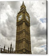 Tall Big Ben Acrylic Print