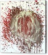 Tall Poppy Acrylic Print