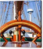 Tall Ship 2 Acrylic Print