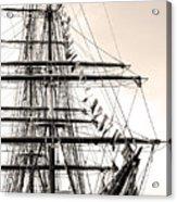 Tall Ship Acrylic Print