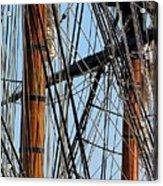 Tall Ship Series 11 Acrylic Print