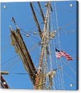 Tall Ship Series 8 Acrylic Print