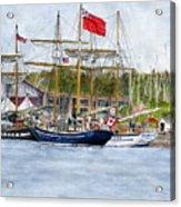 Tall Ships Festival Acrylic Print