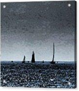 Tall Ships Halifax 2017 - Parade Of Sail Acrylic Print