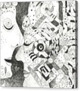 Tall Tales Acrylic Print