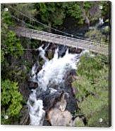 Tallulah Falls Bridge Acrylic Print