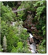 Tallulah Gorge 9 Acrylic Print