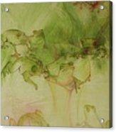 Tamalpais Spring Acrylic Print