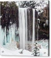 Tamanawas Falls 2 Acrylic Print