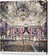 Tammany Hall, Nyc Acrylic Print