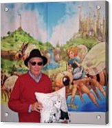 Tammy And Reynold Jay Acrylic Print