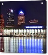 Tampa Bay Panorama Acrylic Print