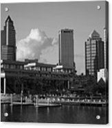 Tampa Southern View Acrylic Print