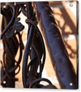 Tangled Vines Acrylic Print