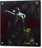 Tango Dancer 03 Acrylic Print
