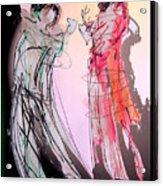 Tango Night Acrylic Print