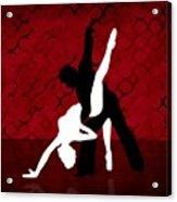 Tango Series 1 Acrylic Print