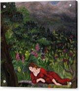 Tansel Of Loralin Acrylic Print