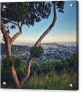 Tantalus Views Acrylic Print