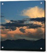 Taos Publeo Acrylic Print