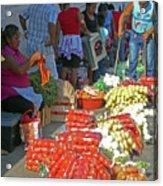 Tapachula 8 Acrylic Print