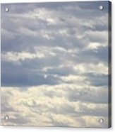 Tapestry In The Sky Acrylic Print