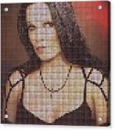 Tarja 7 Acrylic Print