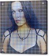 Tarja 9 Acrylic Print
