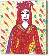 Tarot Of The Younger Self The Empress Acrylic Print